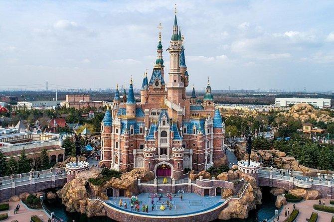 Shanghai Disneyland Fun Pass