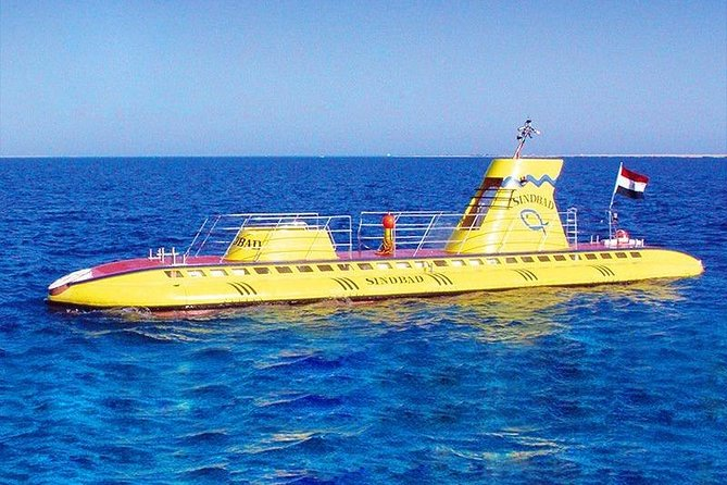Sindbad Submarine - Hurghada photo 1
