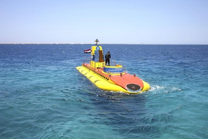 Sindbad Submarine - Hurghada photo 6