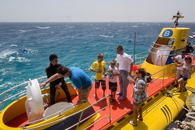 Sindbad Submarine - Hurghada photo 3