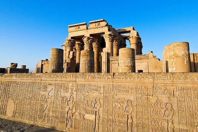 Full day tour to Edfu & Kom Ombo Temples