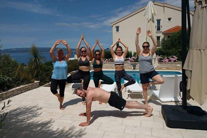 7 days yoga retreat in Makarska, Croatia