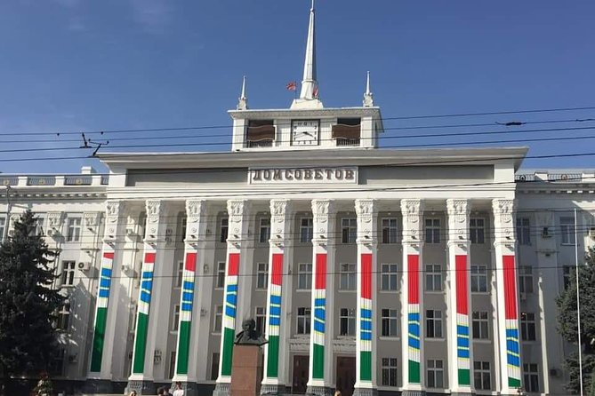 Full-Day Tour of Transnistria SOVIET TOUR -back in USSR