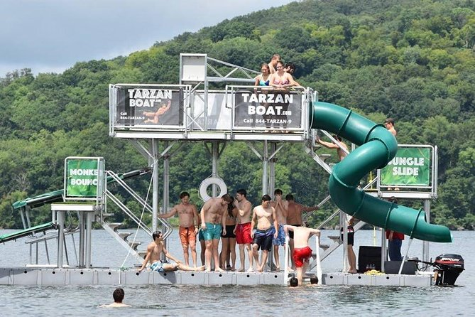 Let the kid's have a great day on the Tarzan Boat! photo 1