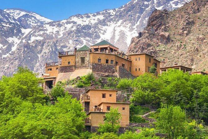 Day Trip To Ourika Valley And Atlas Mountains From Marrakech.