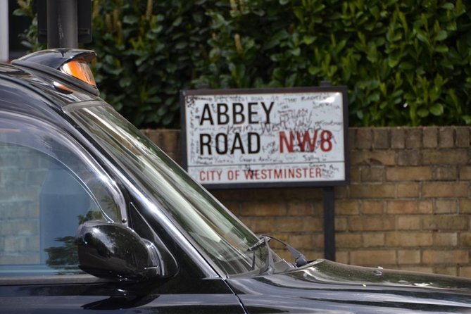 Beatles Fab 4 London Taxi Tour