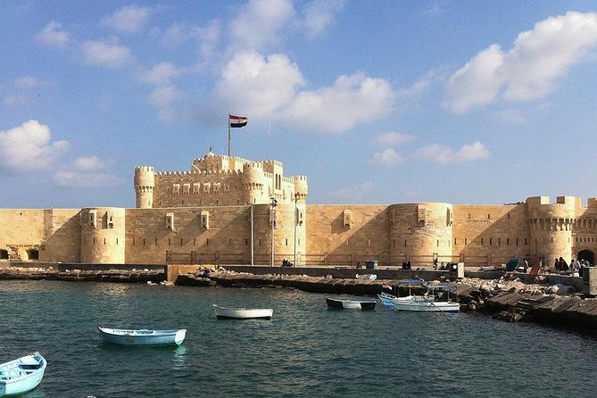 5-Day Tour around Cairo, Luxor and Alexandria from Cairo by flight