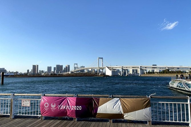 New Tokyo Half Day Cycling - Tokyo Bay Olympic Sites by Bike