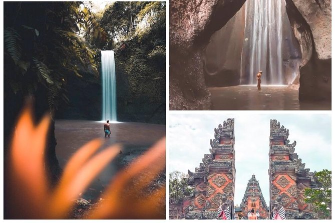 Best Of Ubud : One Day Hidden Waterfall Tour with Kehen Temple