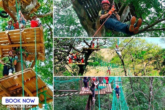 Adventure Day - Outdoor activities for Family and Friends Special Package.