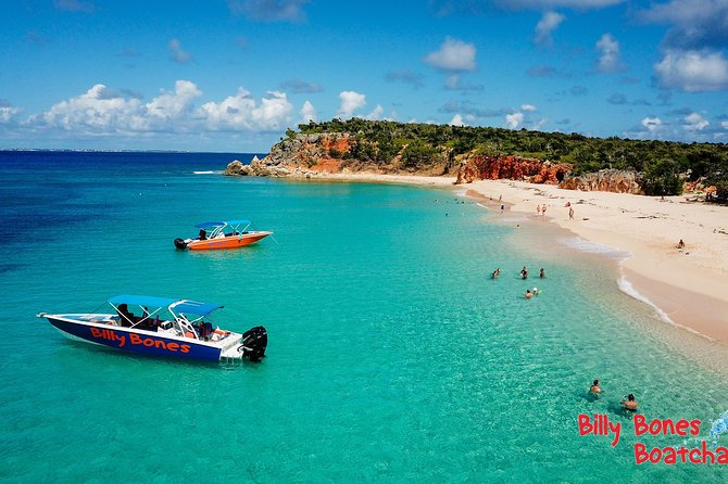 Full-Day Private Charter to Anguilla