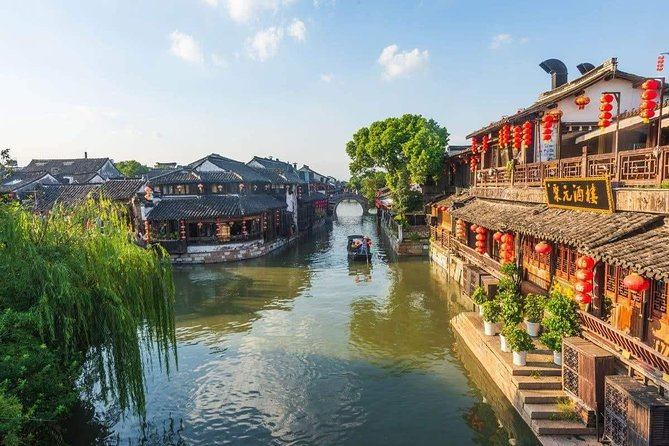 Xitang Water Town Layover Tour from Shanghai Airport