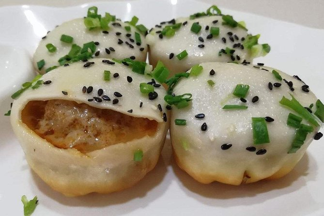 Shanghai Layover Food Tour