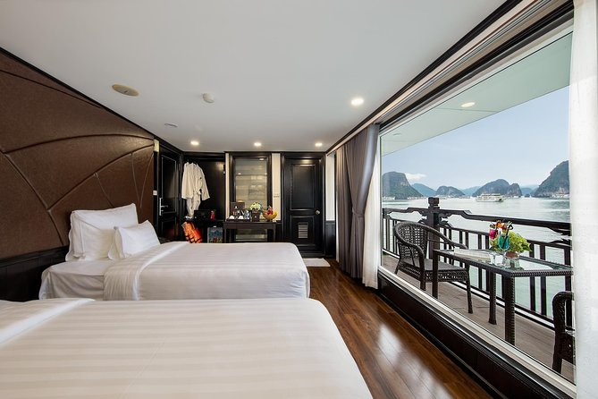 MARGARET Luxury Cruise - Ha Long Bay 2 Days 1 Night Tour
