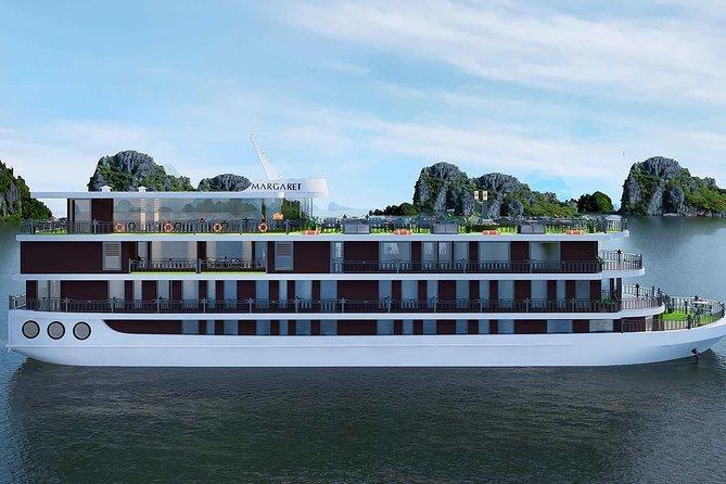 MARGARET Cruise 5 Star - Ha Long Bay 2 Days 1 Night Tour
