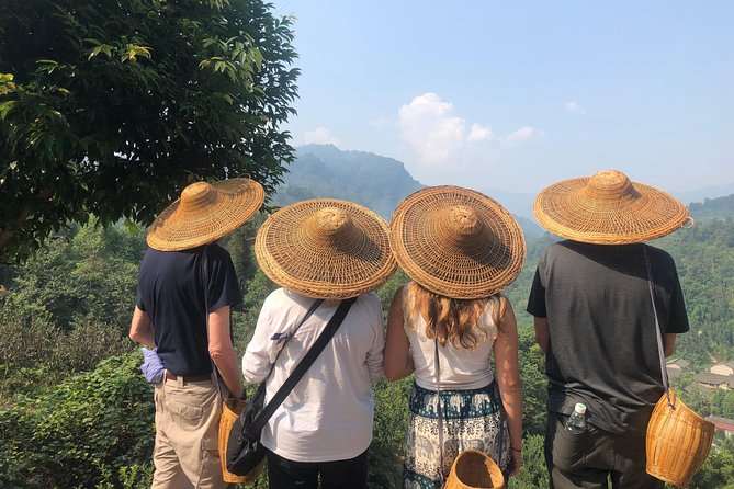 Chengdu to Leshan Giant Buddha & Tea Terrace In Lost Town Private Day Tour