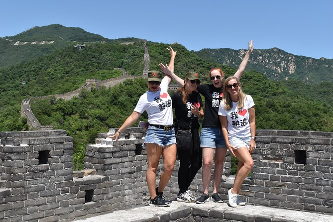Layover Private Trip To Mutianyu Great Wall From Capital Airport