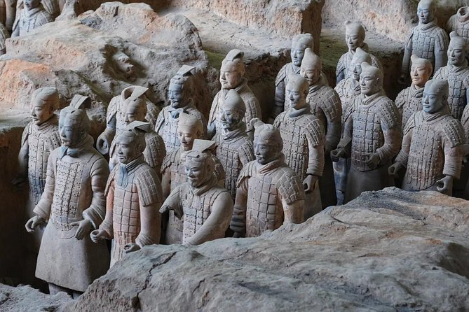 All Inclusive Private Tour:2-Day of Xi'an Discovery with Hotel Accomodation