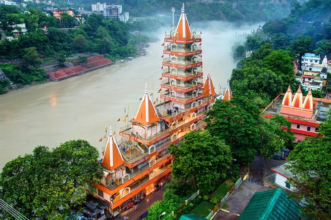 2 Days Trip to Rishikesh with stay, sightseeing and private yoga classes