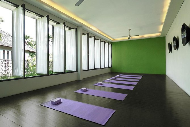 Private Yoga Session at The Amala Wellness Studio