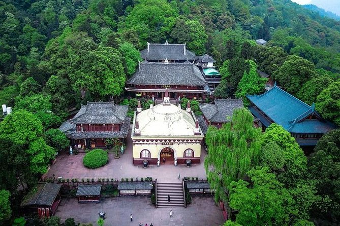 Chengdu to Mountain Emei Private Day Tour (No Shopping Steps)