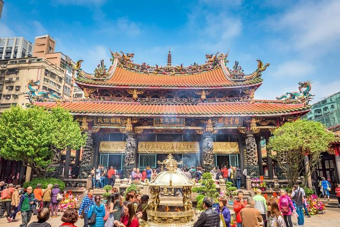 Taipei Highlights 1-day Tour