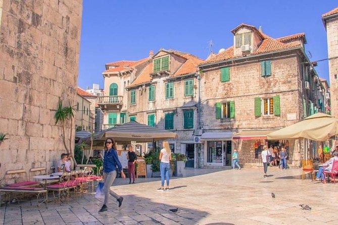 Small-Group Walking Tour of Split
