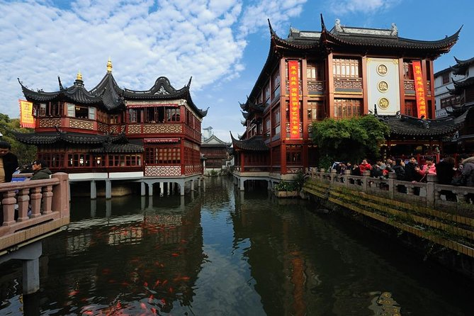 Shanghai Private Tour:Former French Concession, Jewish Refugees Museum&Yu Garden