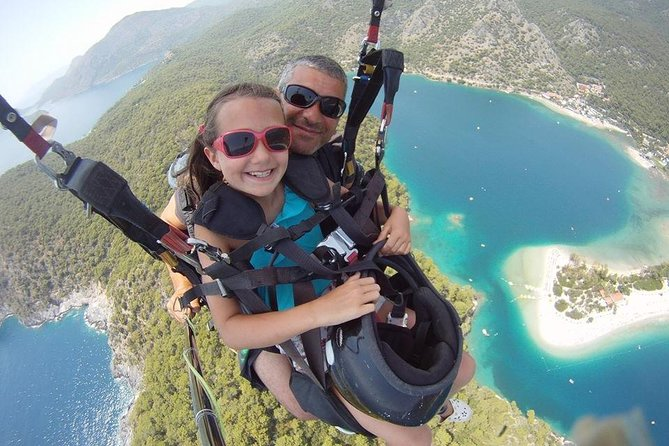 Tandem Paragliding in Ölüdeniz, Fethiye, Turkey