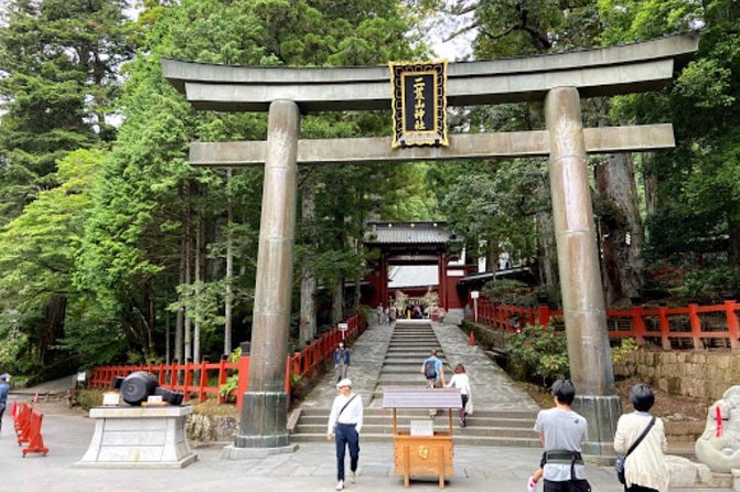 One Day Tour Nikko Tochigi by Car & Van