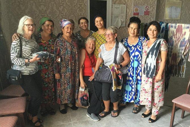 Explore Samarkand as a Local