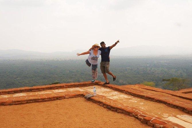 Sigiriya & Dambulla Private Day Tour from Colombo