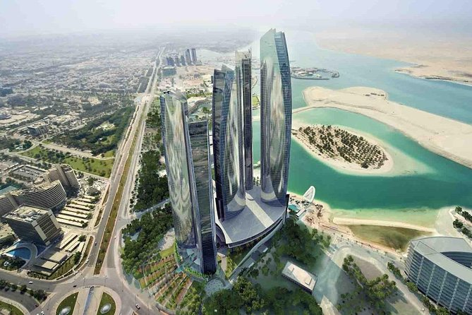 Full Day Abu Dhabi & Dubai City Tour