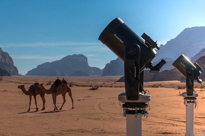 Stargazing Adventure in Jordan