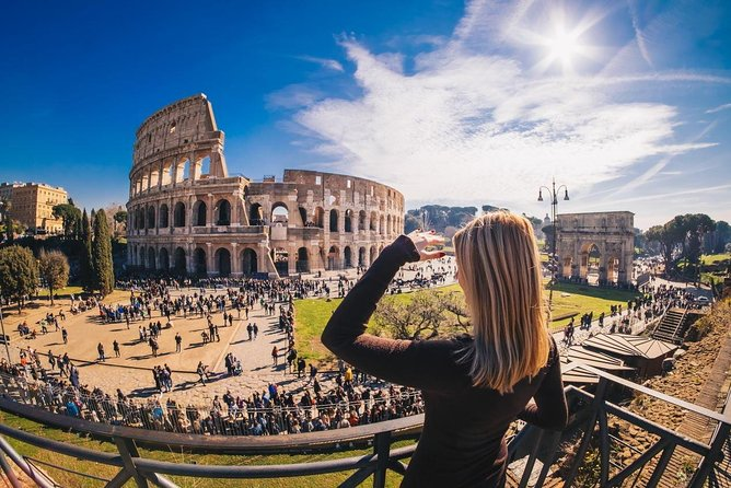 Private Tour of Colosseum, Roman Forum, & Palatine Hill