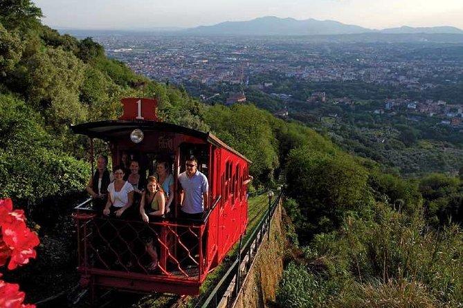 Funicular Tour in Tuscany: Montecatini Alto & Certaldo Alto (Ultimate Funicolar)