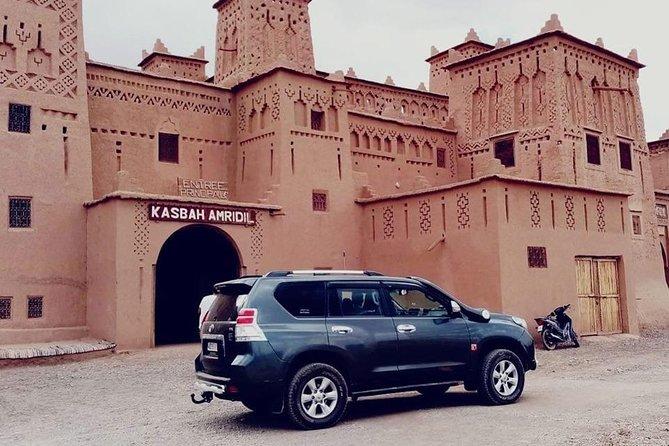 Luxury 3 Day Sahara Desert Tour from MARRAKECH to MERZOUGA and FES (Camel Tour)