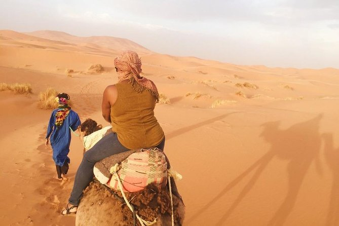 3 Days in Morocco : Best Private Tour from Marrakech to Merzouga desert and Fes