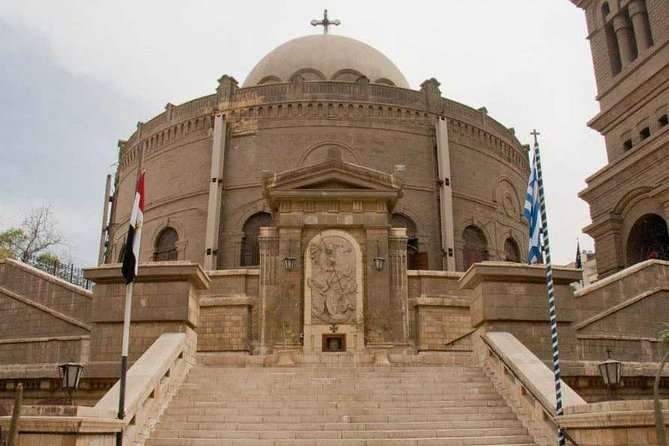 Full day Coptic and Islamic Cairo