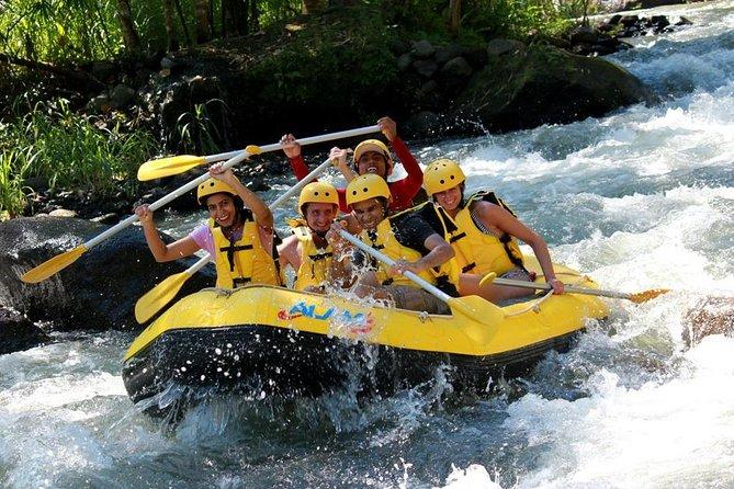 Rafting + Spa