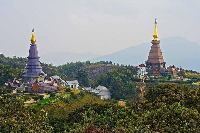 Doi Inthanon National Park + Soft Trek