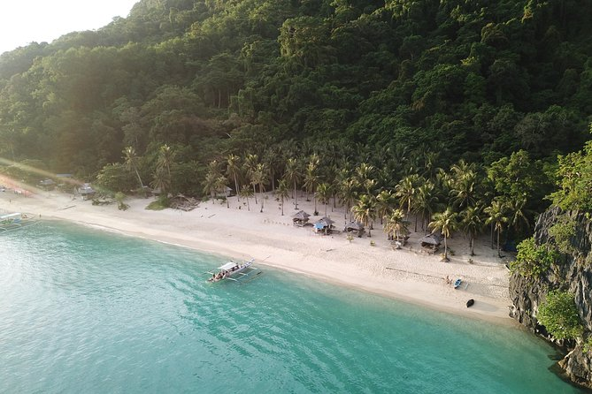 Spectacular El Nido Tour A (Lagoons and Island Beaches)