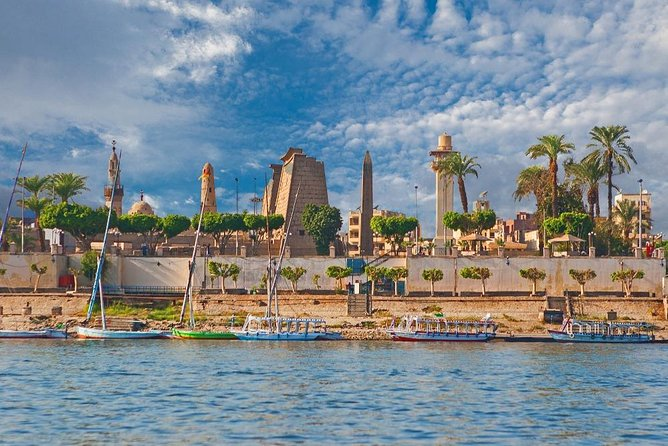 East and West bank luxor day tour