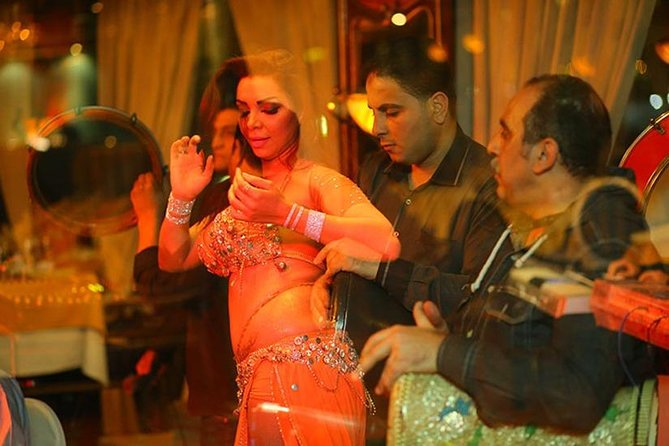 Cairo Nile Dinner Cruise and Show Maxim cruise