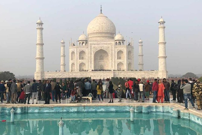 From Delhi: Private 3-Day Golden Triangle Tour Experience