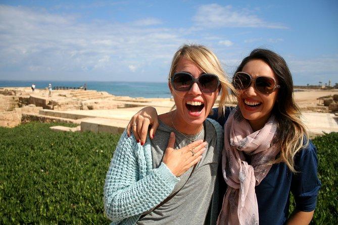 Haifa, Acre and Rosh Hanikra Tour