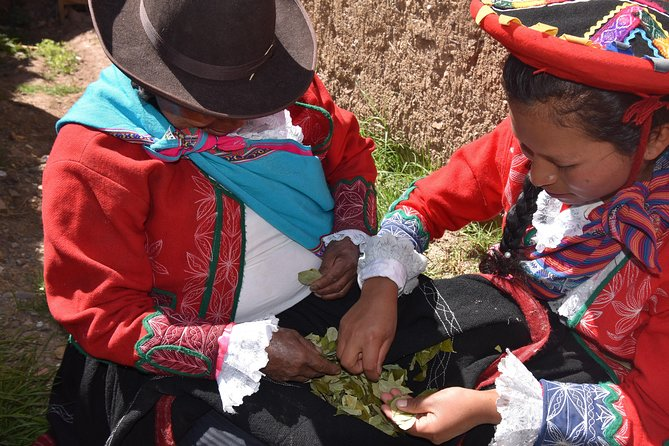 Community tourism Full day Cuyo Chico - Pisac Cusco