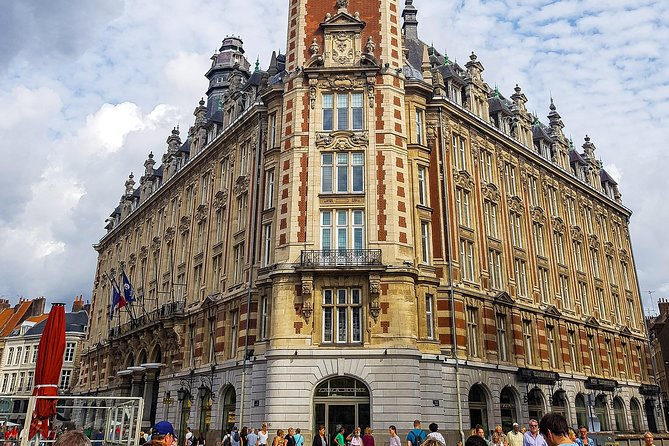 7 Day Rail Tour - Lille, Brussels & Bruges (London Return)