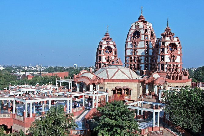 ISKCON Delhi - Glory of India Temple Sight &tour