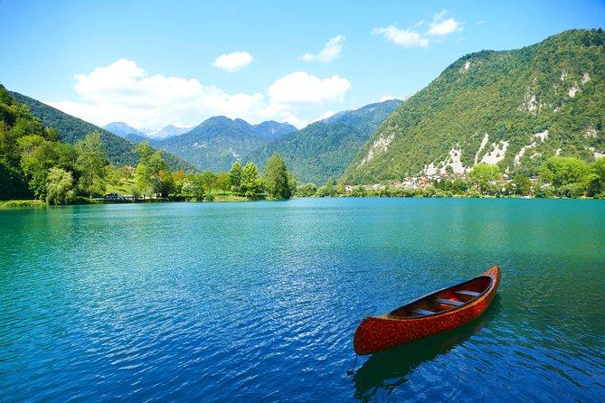 Soča Valley Day Trip From Ljubljana or Bled